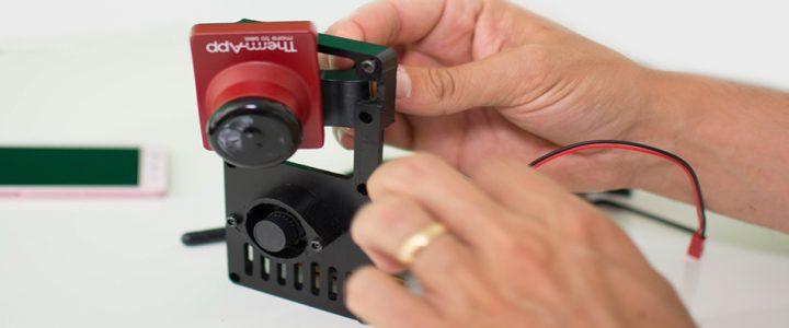 Les avantages de la caméra Infrarouge ou la surveillance thermique